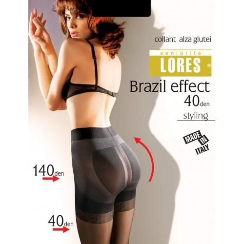 Колготки Lores Brazil Effect 40 den